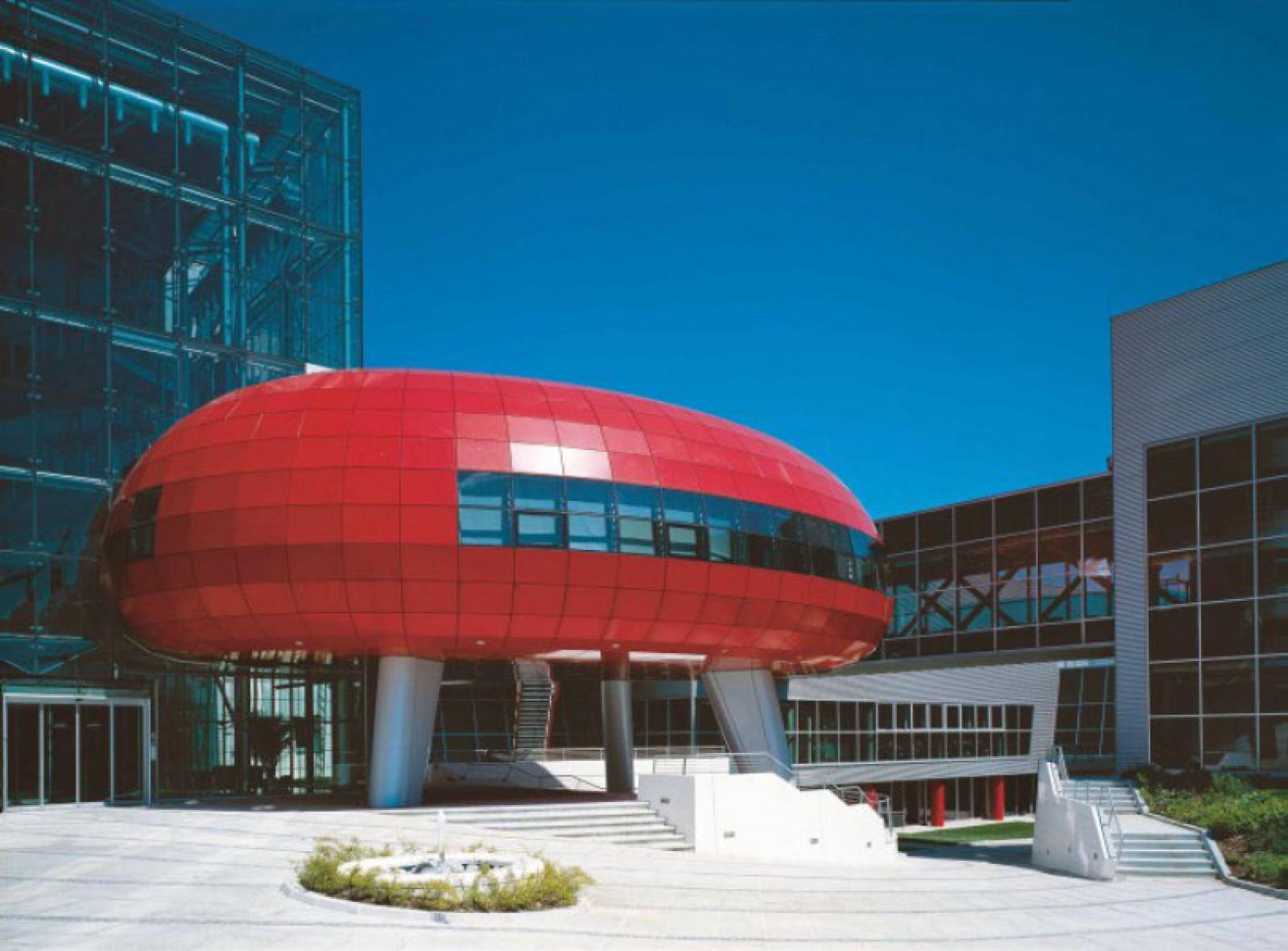 Galerija kompanije Wurth u Austriji